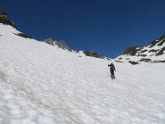 risalita verso il Col du Ban Darray