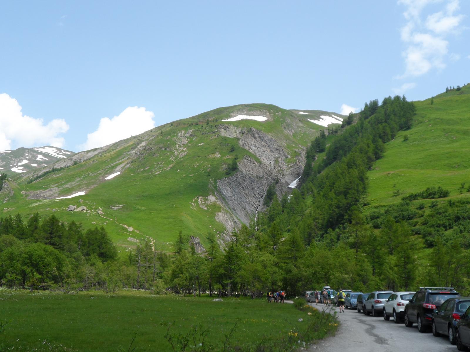 Secondo giorno, si risale la Val Ferret