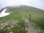 colle della Balma 2310 m.