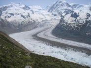 il ghiacciaio del gorner
