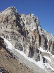 Rocca la Marchisa dall'omonimo colle