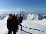 Aletschhorn dalla quota 3946