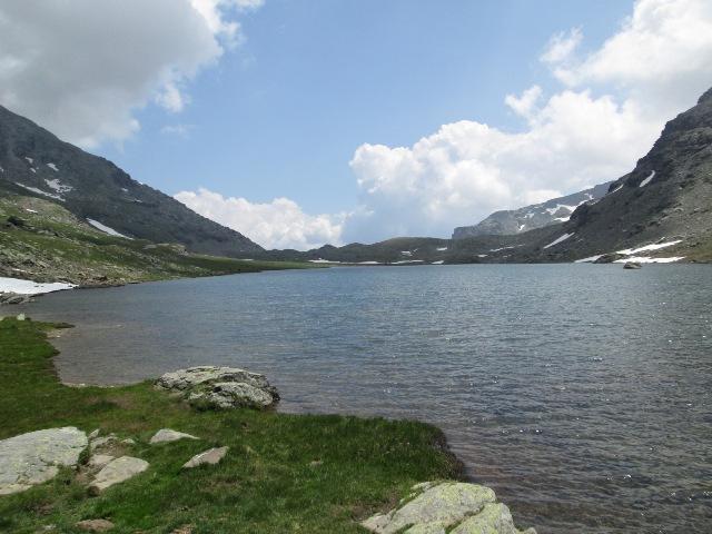 Clapier (Col) dalla Diga del Moncenisio per il Lac de Savine 2013-07-21