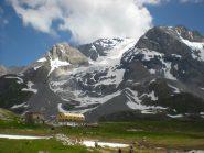 Grande Casse  con il Rifugio du Col de la Vanoise