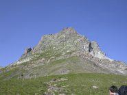 cresta di destra dopo il primo salto