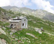 Casotto PNGP Alpe La Muanda