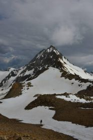 Zwischbergenpass e Piz d'Andolla