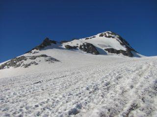 attacco del ghiacciaio