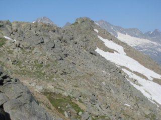 Verso il Monte Bellagarda