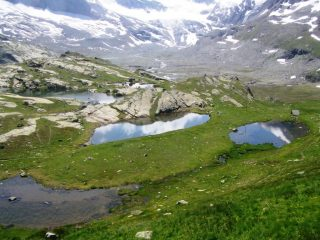 lacs des Pareis