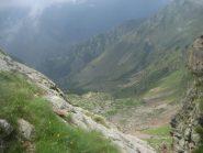 vallone -della val Sermenza- dell'itinerario