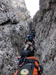 il camino verticale