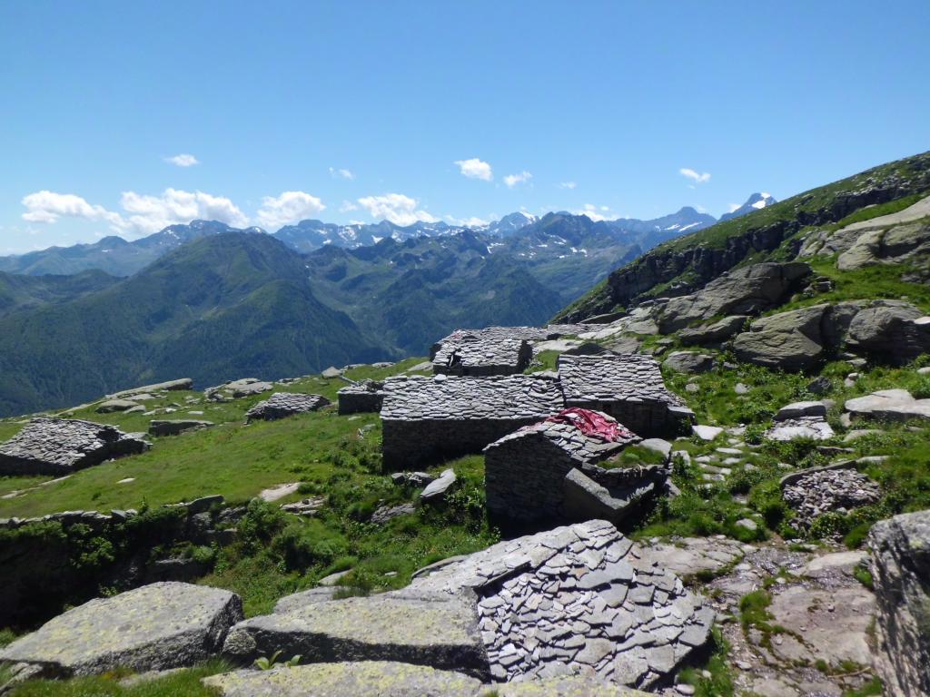 Alpe Le Giornate