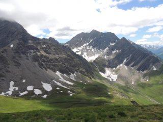 Il vallone di Armina dalla Tete entre deux Sauts