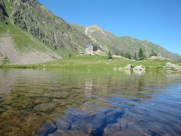 Laroussa (Monte) dal Ponte del Medico per il Passo di Laroussa 2013-07-31