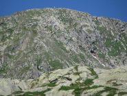 Zoom sul Monfandì e al suo versante di discesa