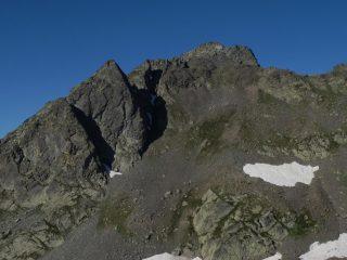 cima Bal vista dalla Rocca Reiss