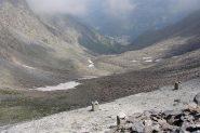 il vallone delle longe dal colle omonimo
