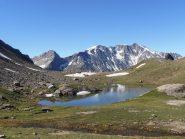 09 - Sommet de Bellecote ed in primo piano il Lac des Moutons