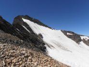 09 - parete nord della Grande Aguille Rousse