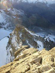 .....si scala sulla Wellenkuppe....