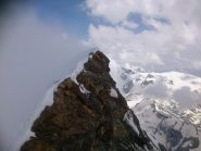 Verso la cima svizzera