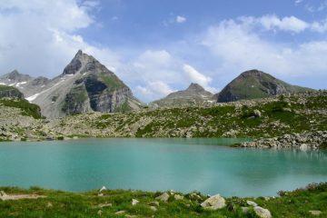 il bellissimo Lago Bianco