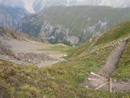 03 - verso la Val Sapin dal Colle Liconi