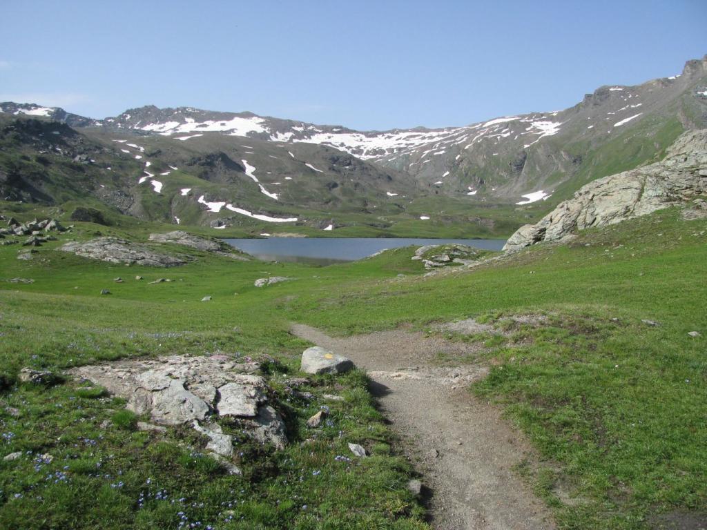 Arrivo al Lago Miserin