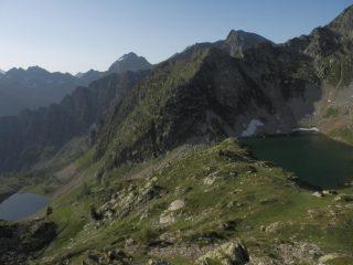 lago Superiore e Inferiore dell'Aver