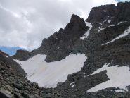 il ghiacciaio pensile della Nord