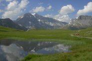 La mitica Gran Casse al pian du Lac