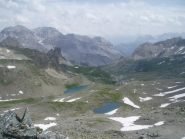 valle stretta con grande andritto