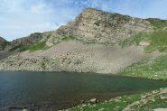 primo Lac des Hommes e Bosse de Lauzanier m. 2793 (7-8-2013)