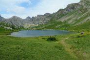 Lac du Lauzanier m. 2285 (7-8-2013)