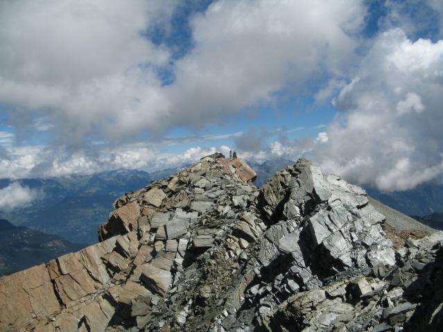 Gran Rossa da Mont Blanc, anello dei 10 laghi 2013-08-09