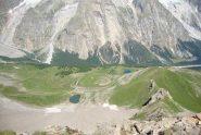 I laghi Checrout dalla tete Arp
