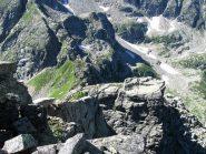 la cresta della Pelousa