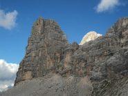 Torre dei Sabbioni da Forcella Grande