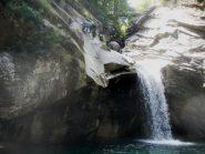 Bodengo 1 - Il salto della cascata