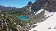 Ultimo lago della Val Claree
