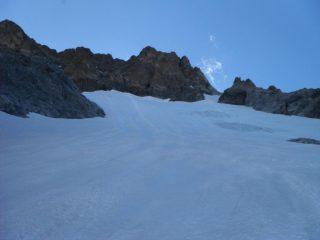 pic Gaspard dal Glacier Claire