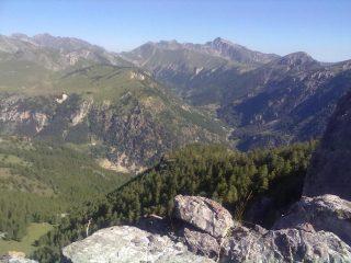 Cime Lac De L'Agnel - Rocca D'Abisso