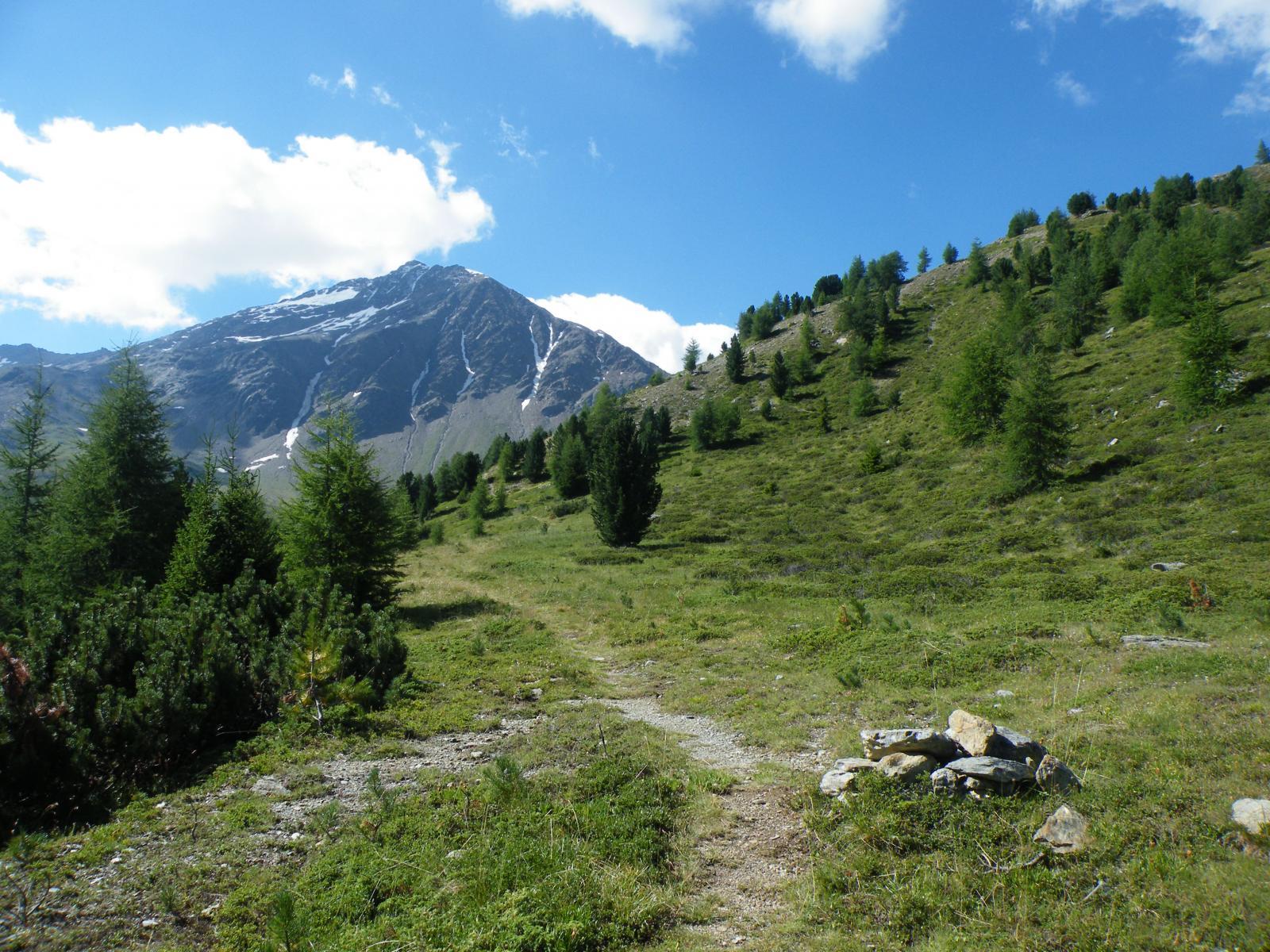 località monti di Sobretta