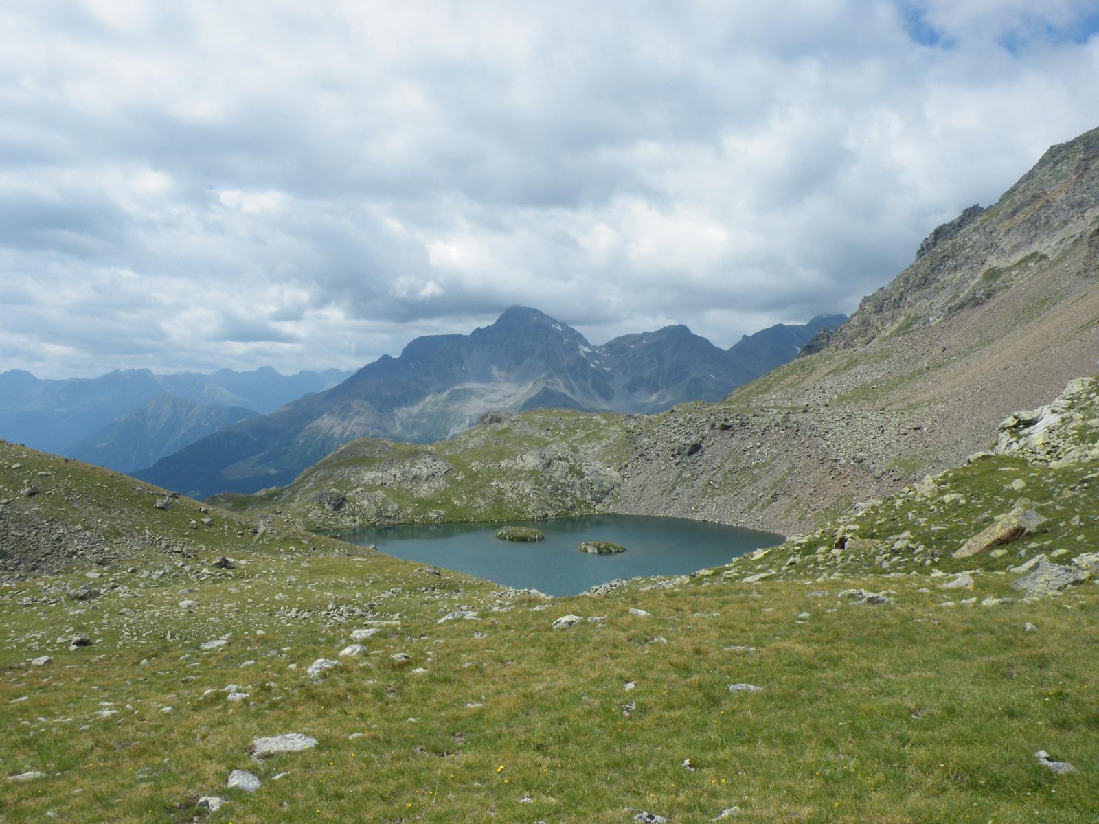 il Lago delle Tre Mote