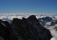 ..la cresta che unisce lo Scheck al Lauterarhorn