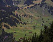 impossibile non sognare una baita sopra Grindelwald
