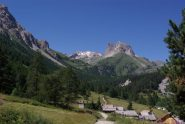 Il Monte Thabor dal rifugio III Alpini a gita conclusa