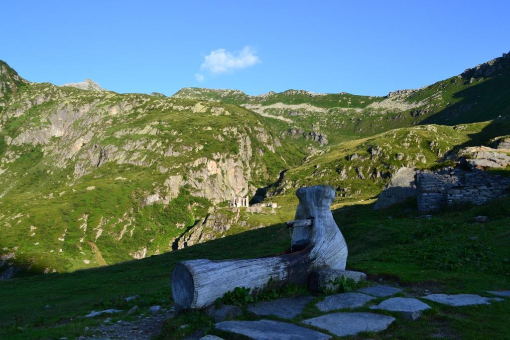 Alpe Selle (1824 m)