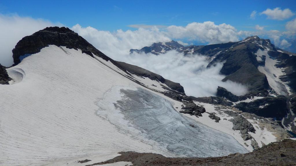 Ferrand (Punta) da Grange della Valle per il Passo Clopaca 2013-08-15